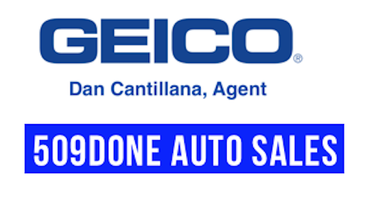 Thank you to sponsor Dan Cantillana of GEICO Insurance and 509Auto Sales